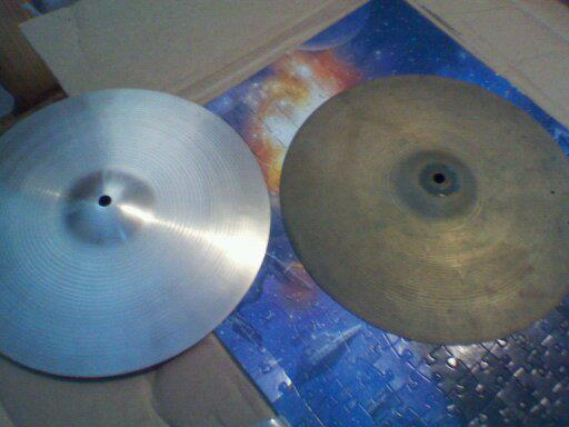 Before & After Cymbal