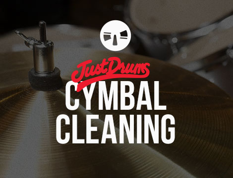 Cymbal Cleaning Service