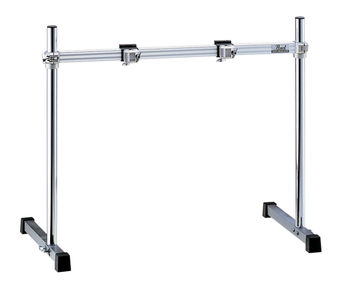 1b997801dda0 Pearl Icon Drum Rack - Straight Front - Just Drums